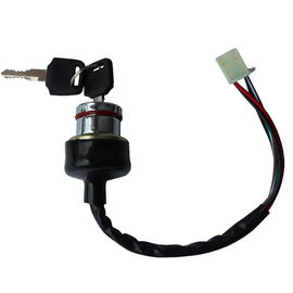 Dirt Bike 6 Wire Stacyjka, kolor czarny Go Kart Ignition Switch