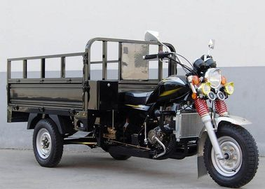 Chiny 200cc Three Wheel Cargo Motorcycle, Tricycle Motorcycle Rear Rear Drum dostawca