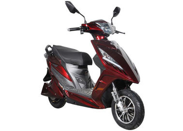 Alloy Wheel Electric Motorcycle Scooter 620 Seat Height Two People E Type